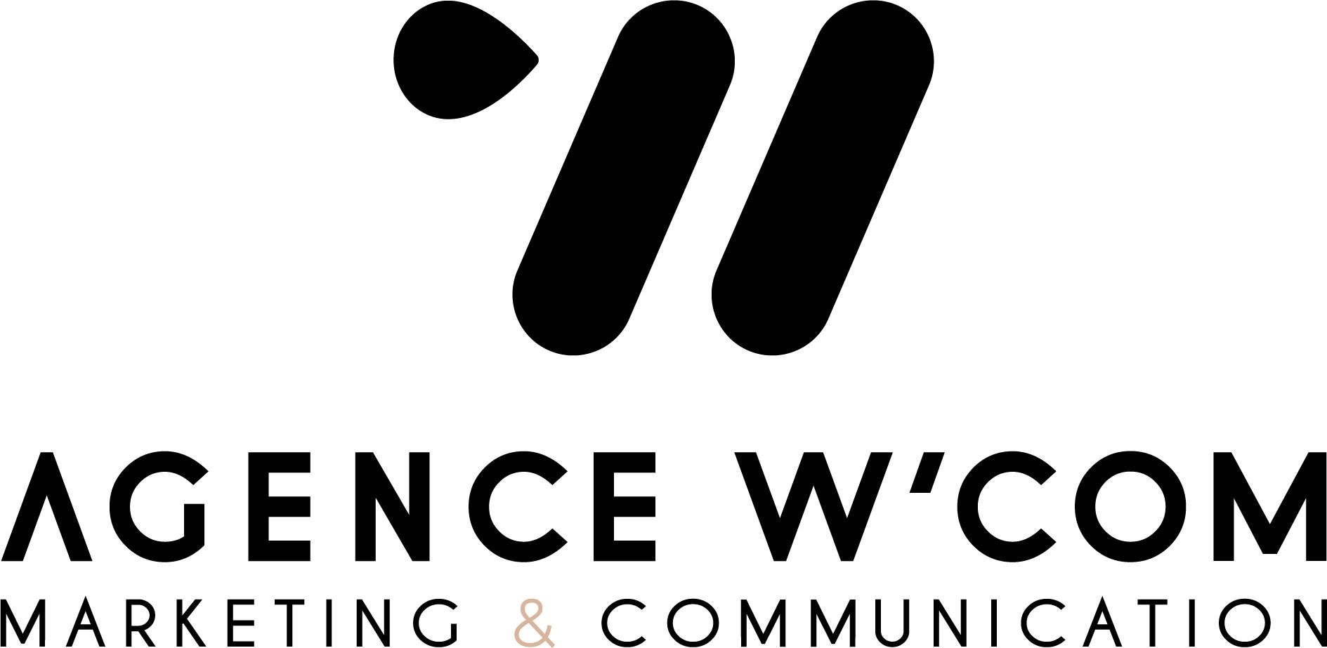 logo Agence W'Com